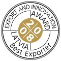 Export and Innovation Award 2008